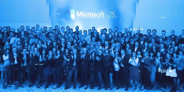 Microsoft Türkiye 25. yıl özel bir filmle kutluyor