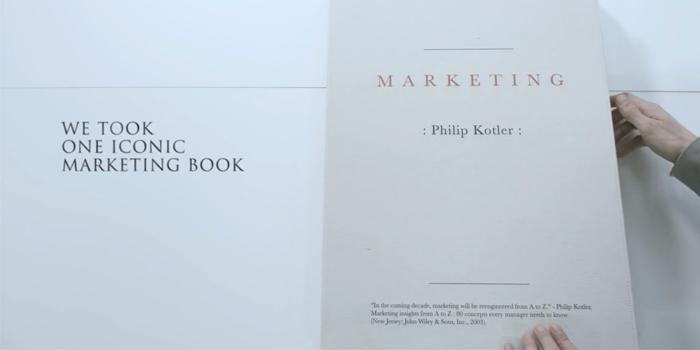 Philip Kolter'in ikonik kitabına küf bulaştırdılar