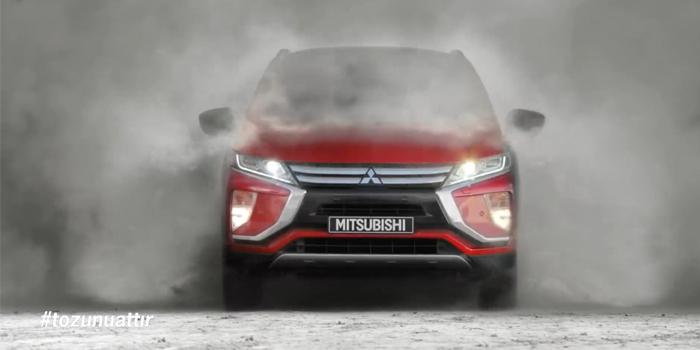Mitsubishi'nin yeni reklam filmi yayında