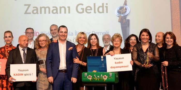 17. Altın Pusula Türkiye Halkla İlişkiler Ödülleri gerçekleşti