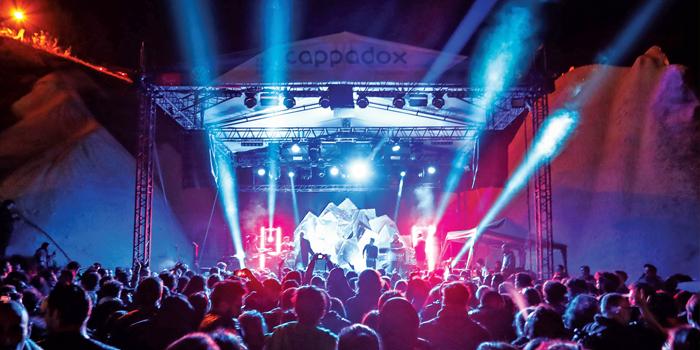Yeni bir festival deneyimi: Cappadox