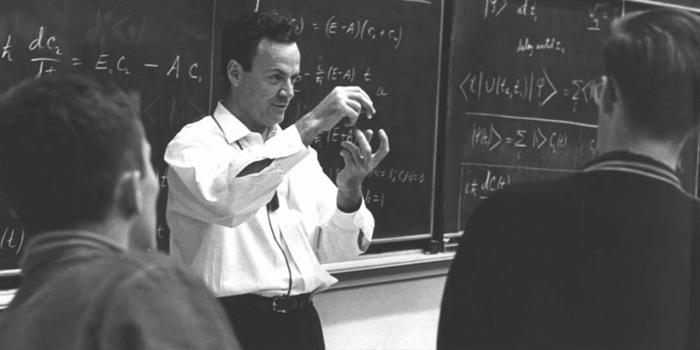 """Feynman yazılır """"Faynmın"""" okunur"""