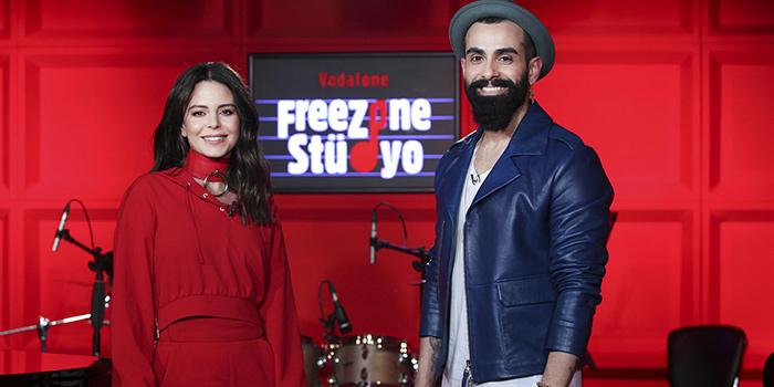 Vodafone Freezone Türkiye'nin yeni genç sesini arıyor
