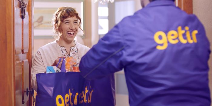 """Getir'den yeni reklam kampanyaları """"Getir Bi Mutluluk"""""""