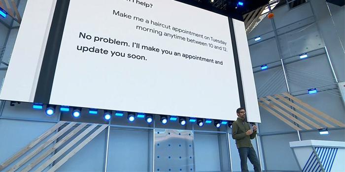 Google'dan tüyler ürpetici teknoloji: Artık yapay zeka gerçek zamanlı telefon görüşmeleri yapabilecek