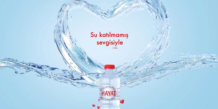 Hayat Su'dan Anneler Günü'ne özel kampanya