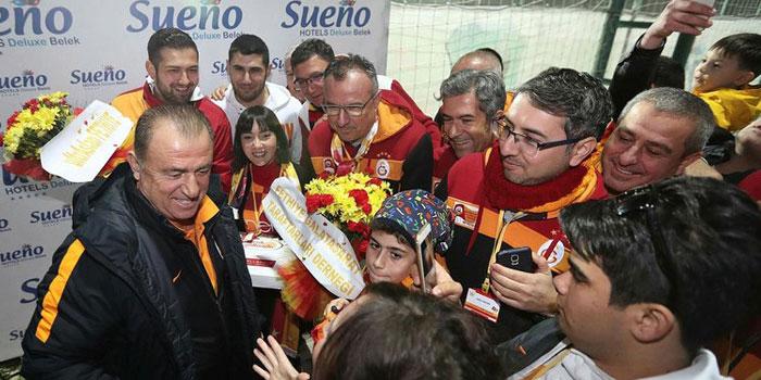 Şampiyonluk, en çok Galatasaraylılara alışveriş yaptırıyor