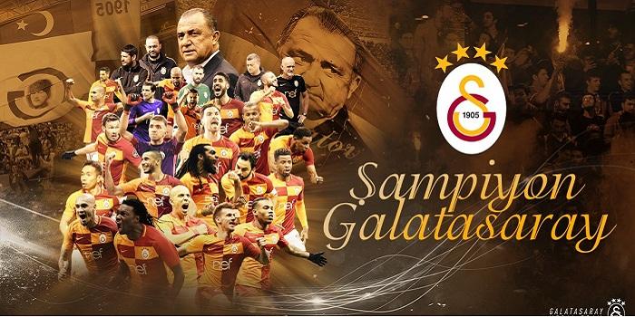 Galatasaray şampiyon oldu, markalar kutlama yarışına girdi!