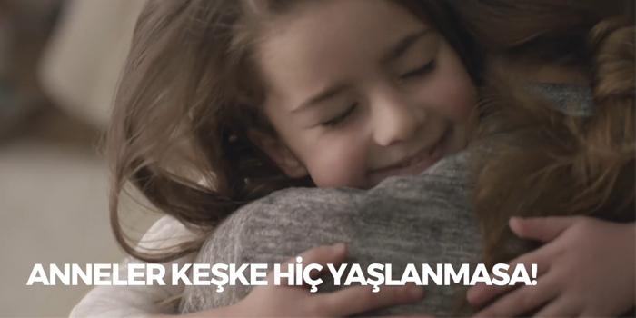 Sinoz Kozmetik'ten Anneler Günü'ne özel reklam filmi