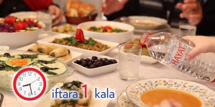 Hayat Su'dan Ramazan'a özel kampanya…
