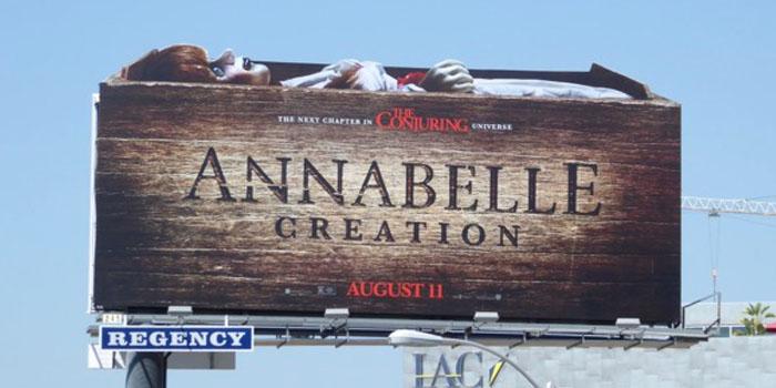 Son iki yılın yaratıcılıkta sınır tanımayan film ve dizi billboard'ları