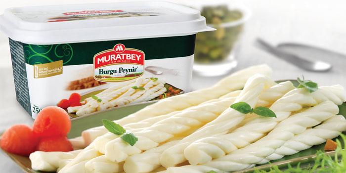 Muratbey'in Burgu peynirleri raflardan toplatılmayacak