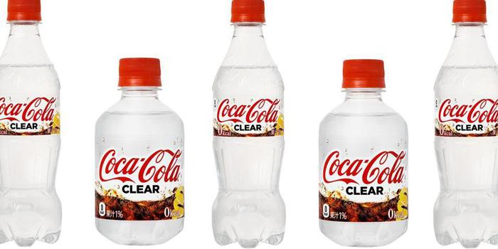 Coca-Cola'dan renksiz ve 0 kalorili yeni ürün: Coca-Cola Clear