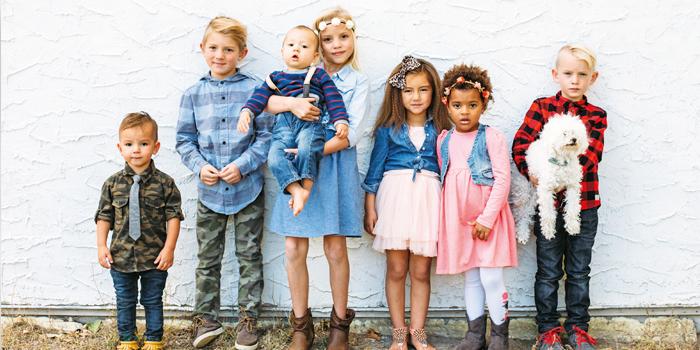 Aman dikkat: çocuklar rol model arıyor