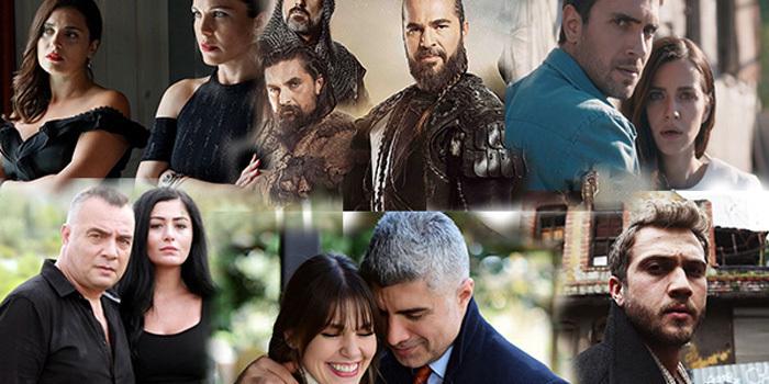 En fazla ciro yapan Türk dizileri belli oldu