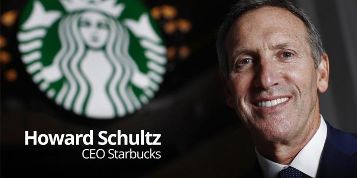 Starbucks CEO'su Howard Schultz ABD başkanlığı için istifa etti
