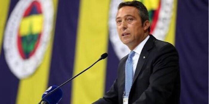 Fenerbahçe'nin yeni Başkanı Ali Koç oldu...