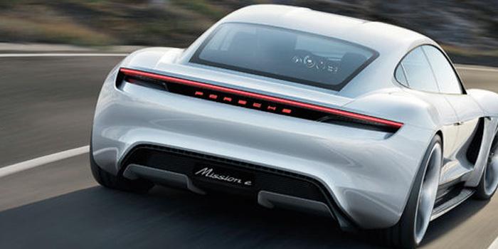 Porsche'nin Türkçe isimli elektrikli aracı: Taycan