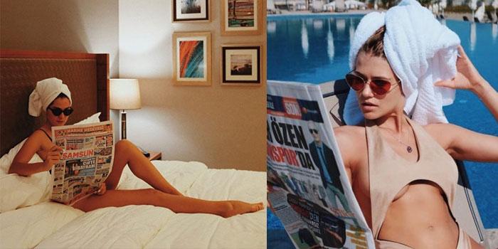 Rus kadın bloggerlar Samsun'u tanıttı