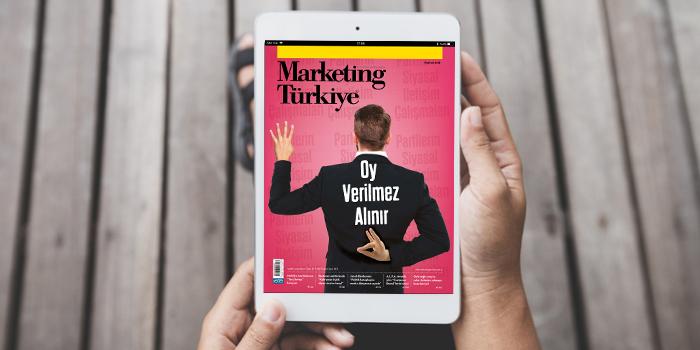 Marketing Türkiye Haziran sayısıyla Turkcell Dergilik uygulamasında…