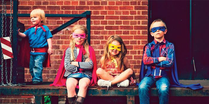 Çocuklarımız ve süper kahramanlara olan sevdaları