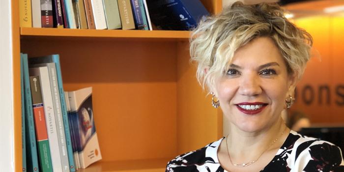 Sandoz Türkiye'nin İletişim Bölüm Müdürü Nur Peker oldu