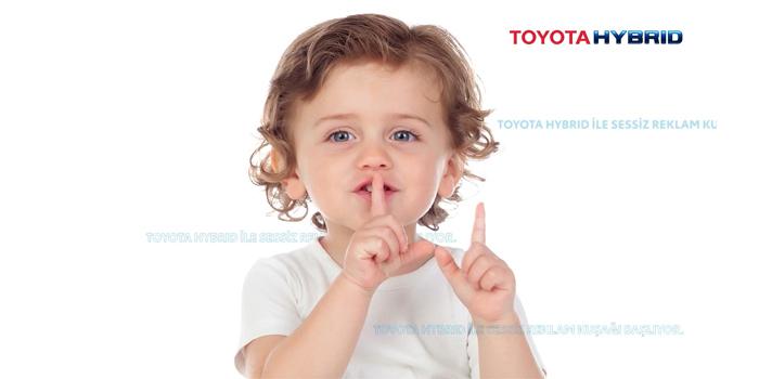 Toyota Hybrid sessiz reklam kuşağı Survivor'ı susturdu