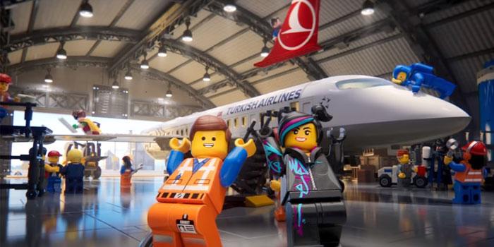 LEGO karakterleri THY'nin uçuş emniyet videosunda…