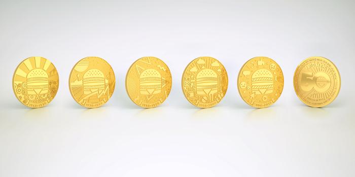 """McDonald's, Big Mac'in 50. yılını """"Big Mac Coin"""" ile kutluyor"""