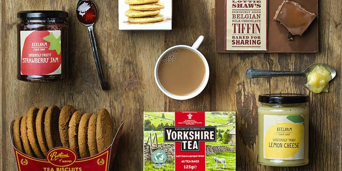 Domino taşı değil püskevit! İngiliz çay markasından yaratıcı bir kampanya