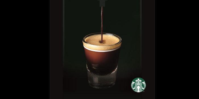 Starbucks'ın espressoları artık kapsülde