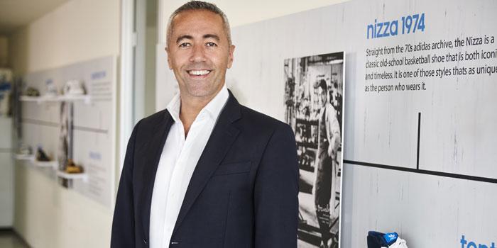 adidas Türkiye Yeni Genel Müdürü Hakan Atalay oldu