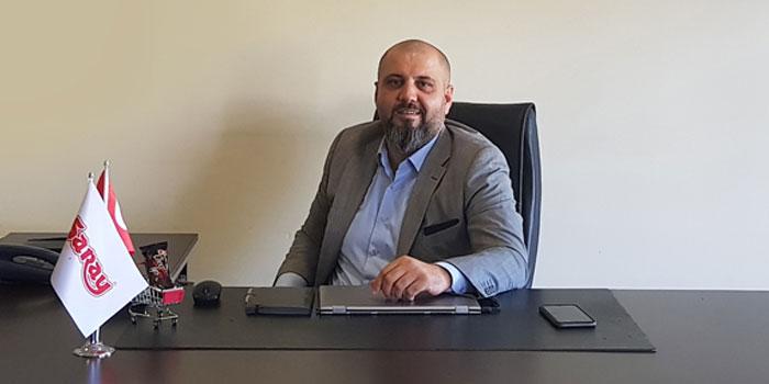 Saray Bisküvi Satış Direktörü V. Kemal Kısa oldu