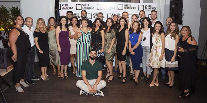 Weber Shandwick Türkiye beşinci yılını kutladı