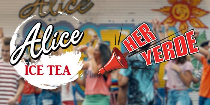 Alice ''Ice Tea'' reklam filmi yayında
