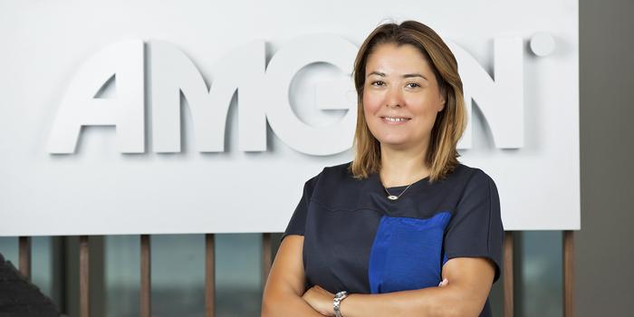 Dr. Suna Avcıl, Amgen Türkiye Medikal Direktörü olarak atandı