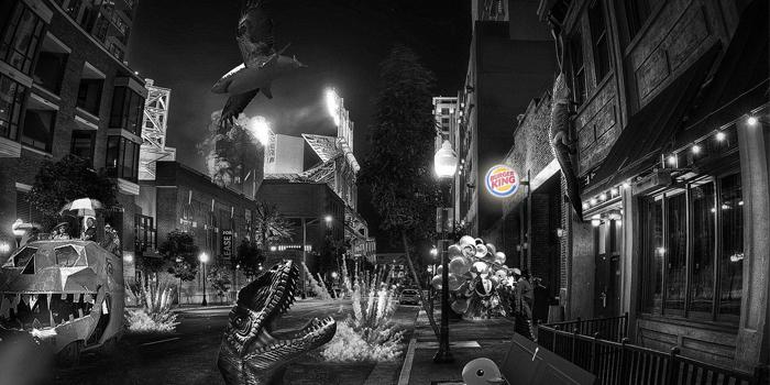 """Burger King'den """"rüya"""" gibi iletişim çalışması"""