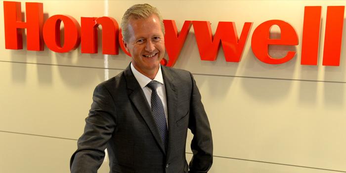 Honeywell Türkiye ve Orta Asya Başkanı Fransa van Deursen oldu