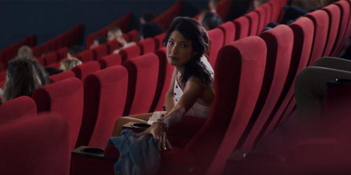 """""""Film gibi"""" bir aşk hikayesi"""