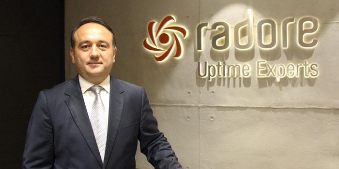 Radore'nin Yeni Satış ve Pazarlama Direktörü Ergin Kılınç