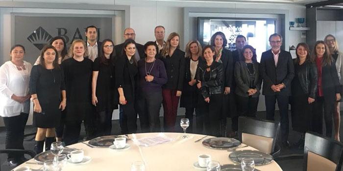 """İDA ve Bahçeşehir Üniversitesi'nden """"geleceğin iletişimi"""" için iş birliği..."""