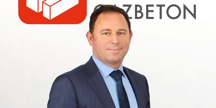AKG Gazbeton'a yeni genel müdür