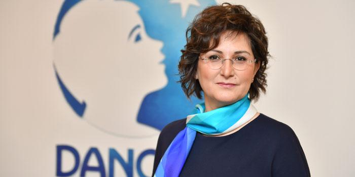 Emine Kurt Danone Türkiye Ülke İK Direktörü oldu