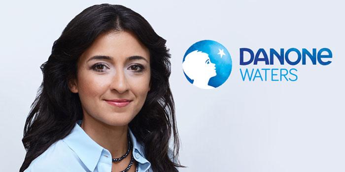 İrem Önal Danone Su İK Direktörü oldu