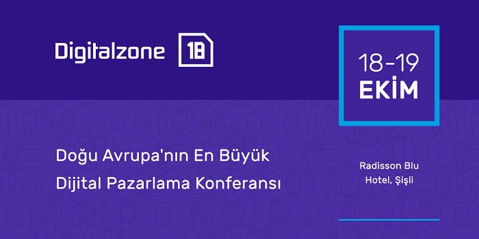 Digitalzone 18-19 Ekim'de 6. Kez İstanbul'da