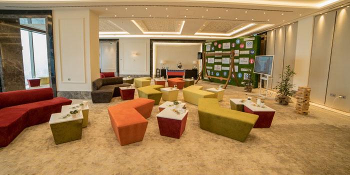 Hilton İstanbul Bomonti yeni toplantı konseptini açıkladı