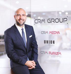 CRM Group Yönetim Kurulu Başkanı Ramazan Becer