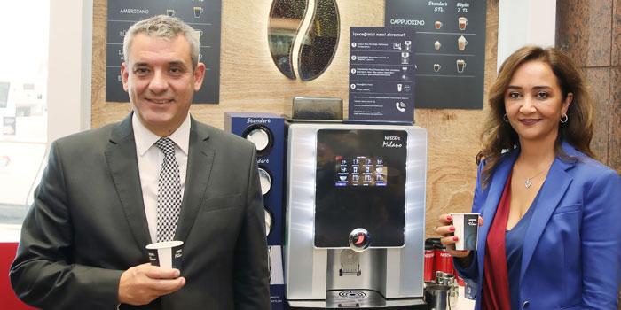 TOTAL Oil Türkiye ve Nestlé Professional'dan iş birliği