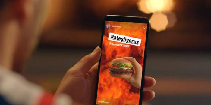 Euroleague'i Burger Kıng® ateşi sardı