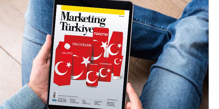 Turkcell aboneleri Dergilik uygulamasıyla Marketing Türkiye'yi ücretsiz okuyor